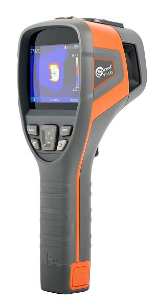 Sonel -KT-165 Thermal Imaging Camera,  160x120 Res Built In 5 Mpxl Cam Imager
