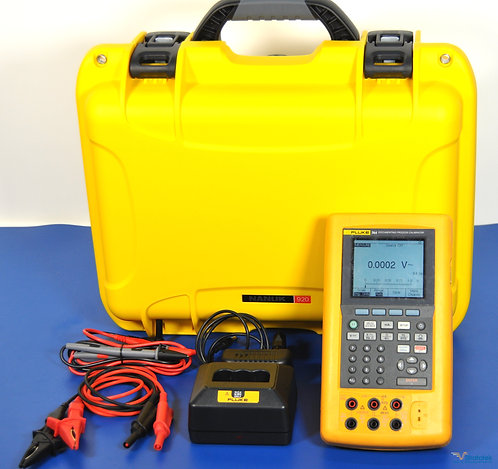 Fluke 744 Documenting Process Calibrator HART - NIST Calibrated with War