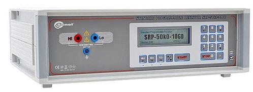Sonel -SRP-50k0-10G0-Standard Programmable Resistor, 2500V Input