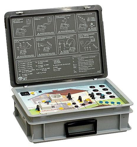 Sonel -DB1-Demonstration Board, Training Board, 13 Simulated Measurements