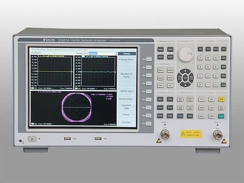 Saluki S3601 Vector Network Analyzer VNA (up to 8.5GHz)