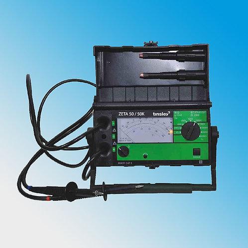 Tinsley Zeta 50 Insulation Tester