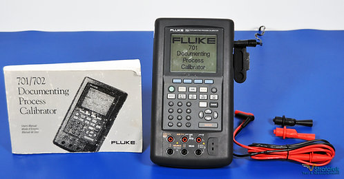Fluke 701 Documenting Process Calibrator NIST Calibrated with Warranty