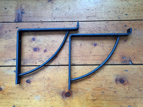 STEEL CURVED BRACKETS