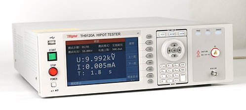 Tonghui TH9120A High voltage Hipot Tester: AC 10kV ARC Detection