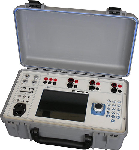 MTE - CALPORT 300 Electricity Meter and Instrument Transformer Test System