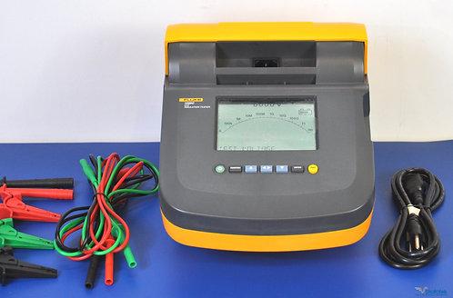 Fluke 1550C 5kV Insulation Tester Megohmmeter - NIST Calibrated with Warranty