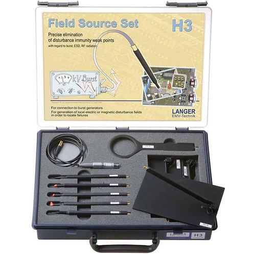 Langer EMV H3 Set Field Sources