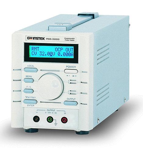 GW Instek PSS Series DC Linear Power Supply up to 32V 100W