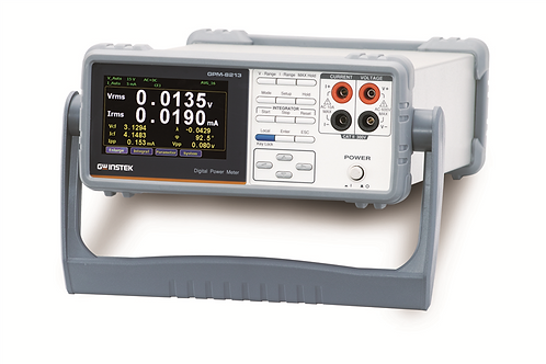 GW Instek GPM-8213 Power Meter 6kHz 600Vrms 20Arms
