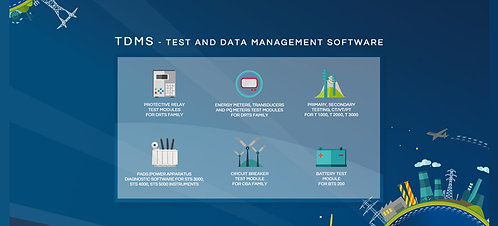 ISA TDMS Software (Test and Data Management)