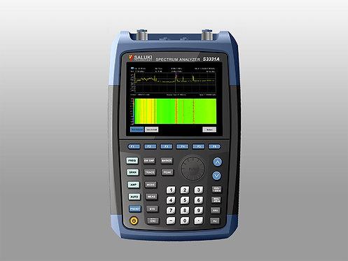 Saluki S3331 Handheld Spectrum Analyzer (up to 7.5GHz)