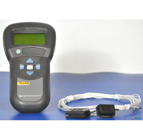 Fluke Hart Scientific 1522 High Accuracy Reference Thermometer with 5611T Probe