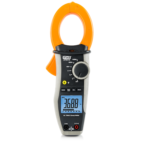 HT Instruments HT9019 Clamp Meter AC 1000A TRMS CAT IV