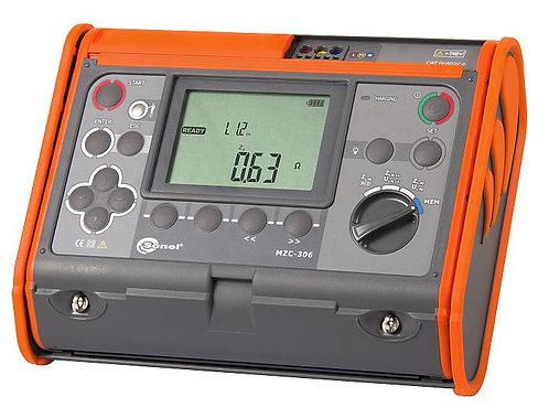 Sonel MZC-306 Short Circuit Loop Meter Resolution 0.01 Ω up to 750V