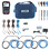 Thumbnail: Metrel MI 2884 Energy Master XA Industrial KIT,Harmonic/interharmonic anal
