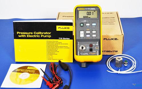 Fluke 719 100G Pressure Calibrator 100 PSI - NIST Calibrated with Warranty