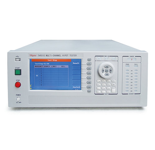Tonghui TH9010 MultiChannel AC/DC Voltage and Insulation Resistance Hipot Tester