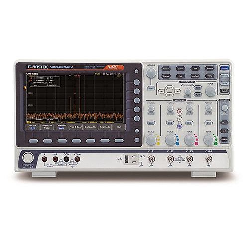 GW Instek MDO-2000EX Series Mixed Domain Oscilloscopes