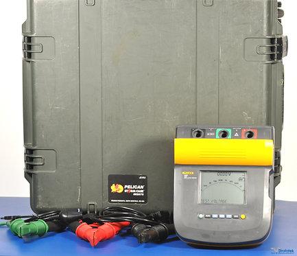 Fluke 1555 10kV Insulation Tester - NIST Calibrated with Warranty