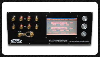 Ohm-Labs' SmartResistor an Automated Resistance Standard, 0.1Wto 10 MW