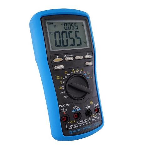 Metrel MD 9060 TRMS 500, 000 counts LCD, 100k Hz Voltage Bandwidth HD DMM