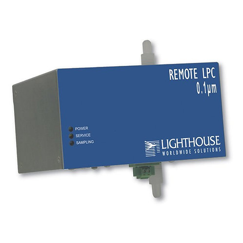 Lighthouse Remote Liquid Particle Counter 0.1 micron