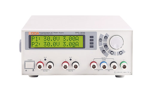 ODA OPE-185Q Linear Programmable DC Power Supply 18V 5A