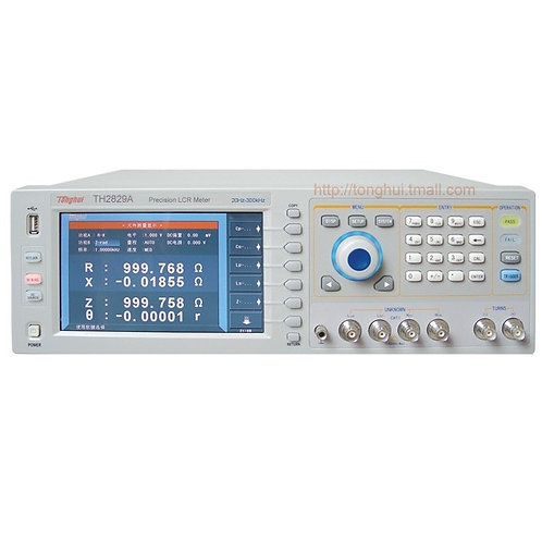Tonghui TH2829 Series Automatic Component Analyzer