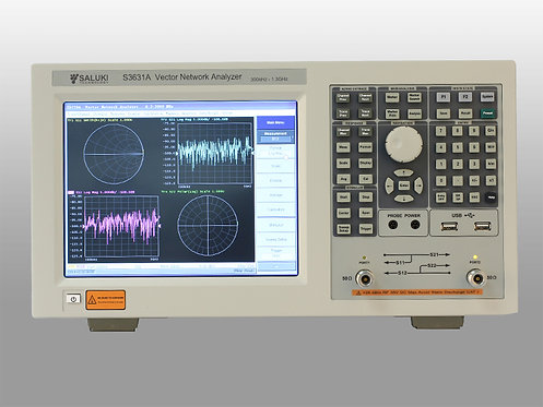 Saluki S3631 Vector Network Analyzer VNA (up to 8GHz)