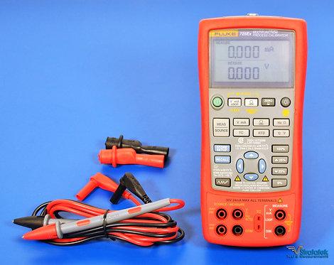 Fluke 725Ex Multifunction Process Calibrator Intrinsically Safe NIST Calibrated