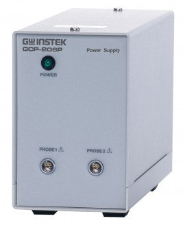 GW Instek GCP-206P Power Supply for Current Probe 2 Input Channels
