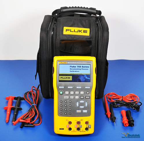 Fluke 753 Documenting Process Calibrator - NIST Calibrated with Warranty