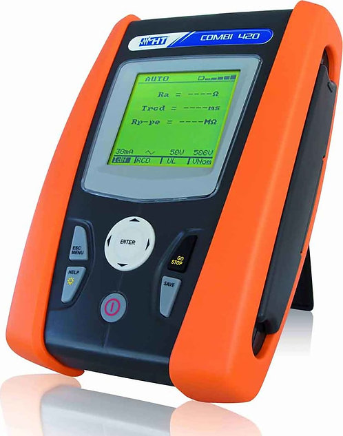 HT Instruments Combi420  Multi-function Tester - With TOPVIEW 2006