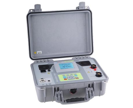 Metrel MI 3252 MicroOhm 100A Low Resistance Ohmmeter DLRO