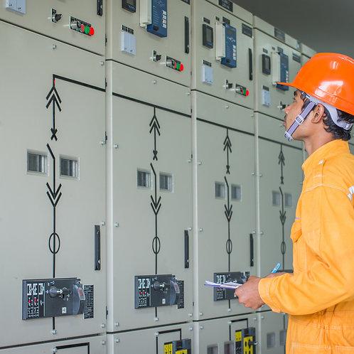 Techimp PD Monitoring MV Switchgear