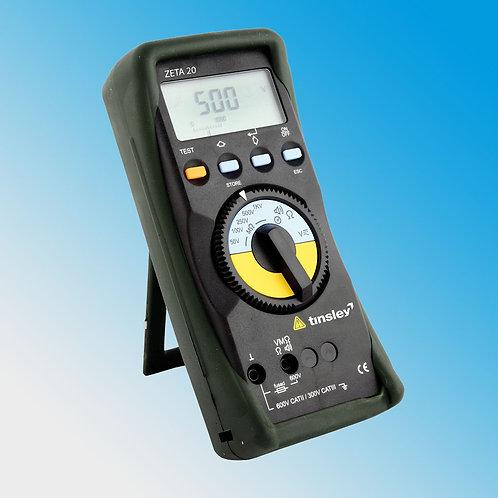 Tinsley Zeta 20 Digital Insulation & Continuity Tester