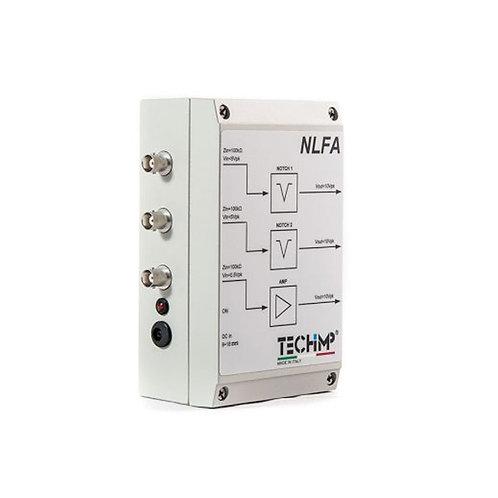Techimp NLFA Notch Low Frequency Amplifier