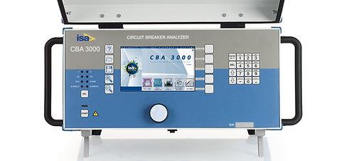 ISA CBA 3000 All In One Circuit Breaker Analyzer