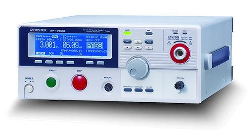 GW Instek GPT-9800 Hi-Pot Testers AC/DC/IR/GB 200VA Hipot