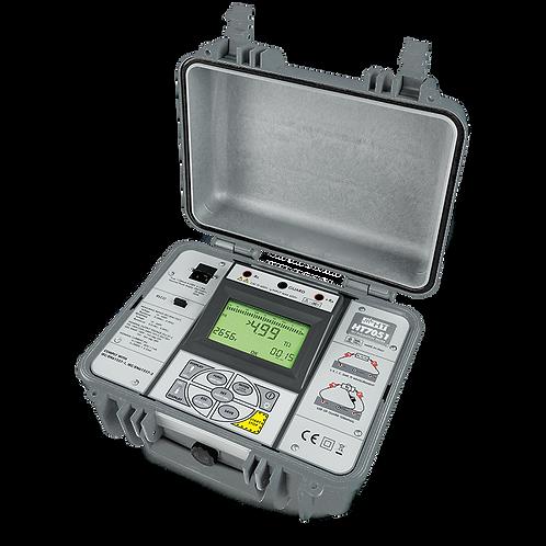 HT Instruments - HT7051 Programmable Digital 5kV Insulation Tester 10Tohm megger