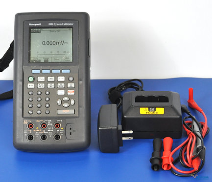 Honeywell 2020 Documenting Process Calibrator HART - NIST Calibrated Fluke 744
