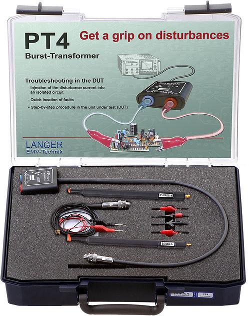 Langer EMV PT4 Set EFT Generator Set