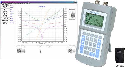 AEA Via Bravo 100 kHz to 200 MHZ Vector Impedance Analyzer VNA