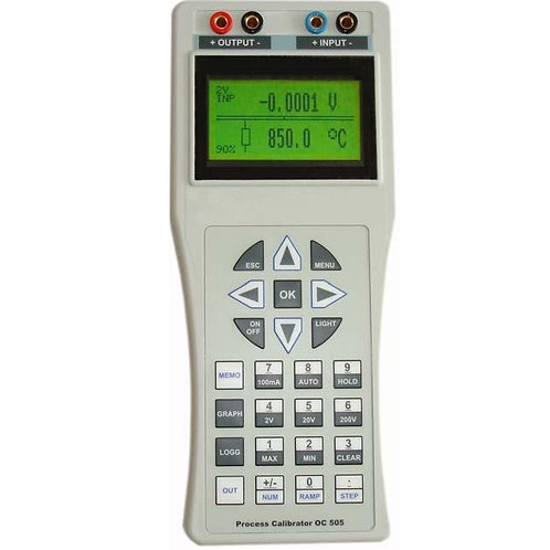 Meatest M505 HandHeld Process Calibrator & Multimeter