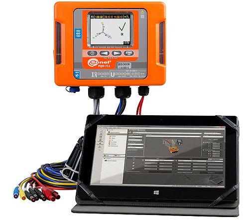Sonel - PQM-711, TRMS 1000V,  WiFi Communication, HD Construction,
