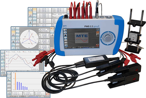 MTE -  PWS 2.3 GenX Three-phase Portable Working Standard for Meter