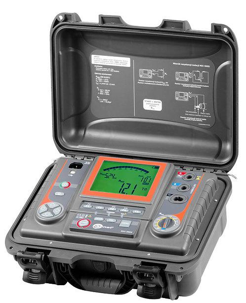 Sonel MIC-5005-Insulation Resistance Meter 15 TΩ, 5000V
