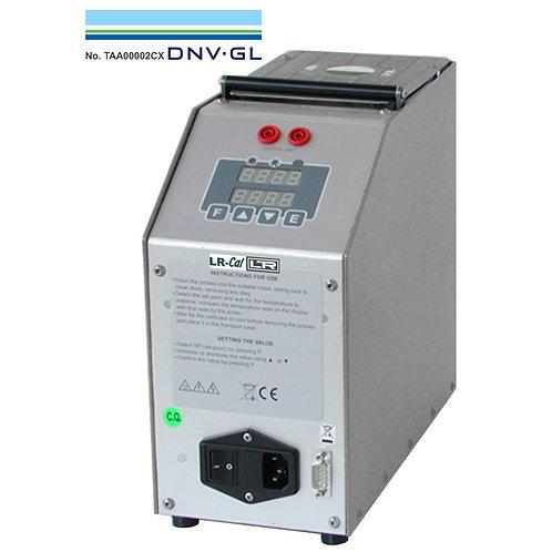 LR-Cal PYROS-650 DNV-GL Compact Dry Block Temperature Calibrator +35°C to +650°C