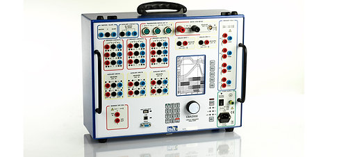 ISA CBA 2000 HV Circuit Breaker Analyzer and Microhmmeter